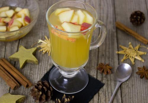 苹果绿茶汁简易做法