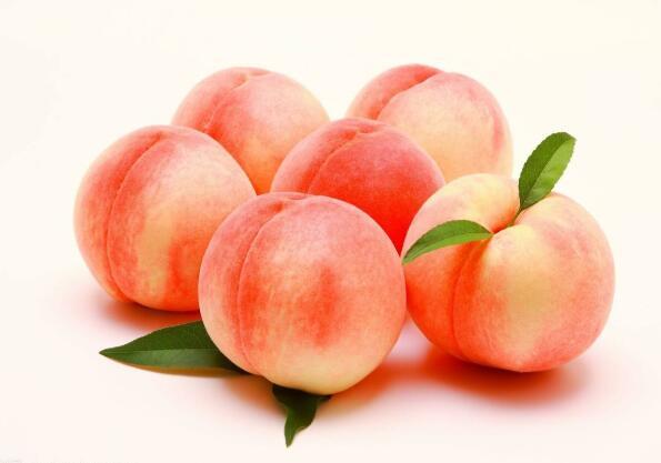 桃子的热量超低