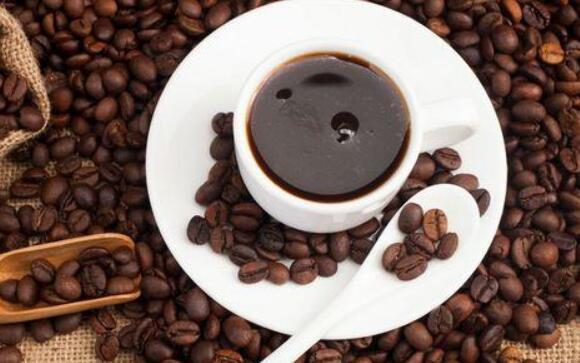 月瘦8斤的黑咖啡减肥法