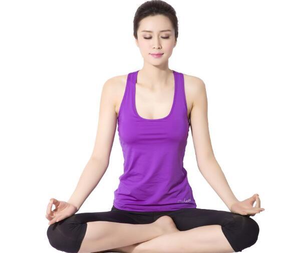 练习瑜伽减肥
