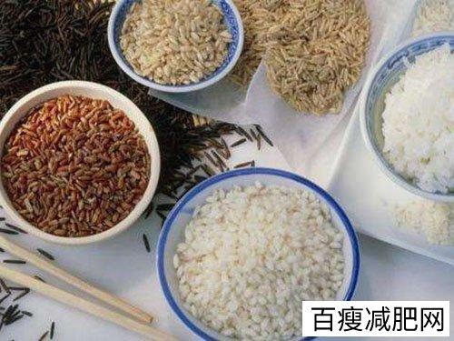 碳水化合物食物一览