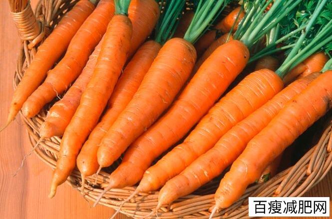 胡萝卜减肥的方法如何
